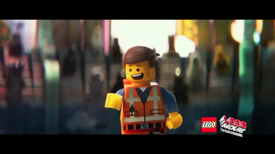 Trailer, Warner Bros., Teaser, Lego, The Lego Movie Videogame