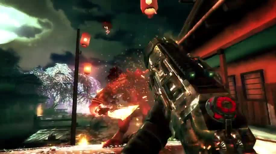Trailer, Ego-Shooter, Devolver Digital, Shadow Warrior, Flying Wild Hog