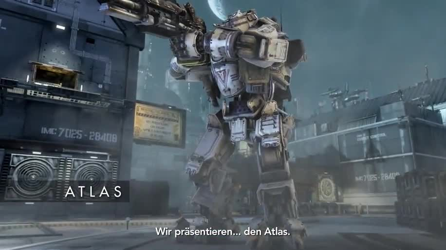 Trailer, Electronic Arts, Ea, Shooter, Online-Spiele, Titanfall