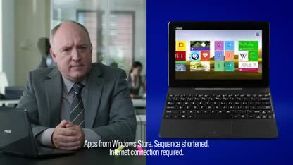 Microsoft, Windows, Tablet, Windows 8, Werbespot, Two-in-One-PC