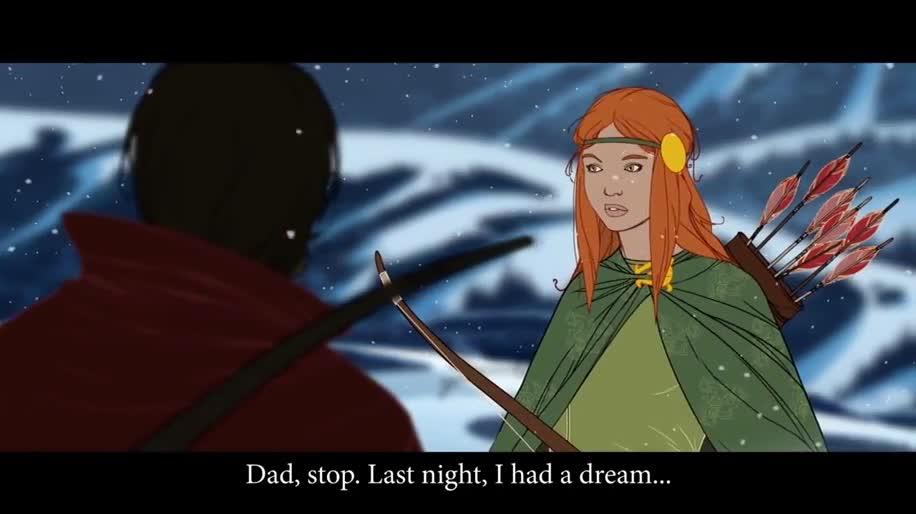 Trailer, Rollenspiel, Strategiespiel, The Banner Saga, Stoic