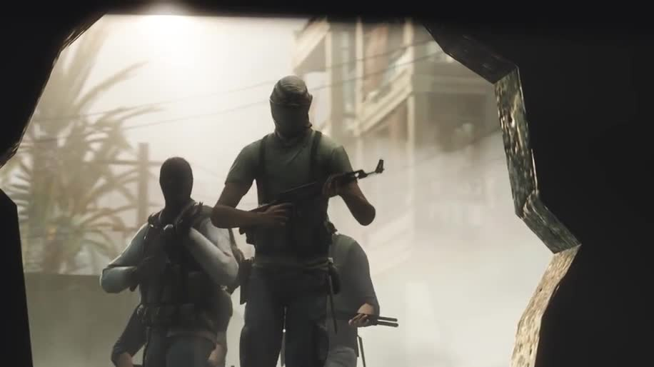 Trailer, Ego-Shooter, Online-Spiele, Online-Shooter, Insurgency, New World Interactive