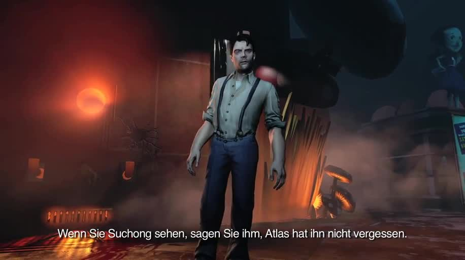 Ego-Shooter, Gameplay, Dlc, 2K Games, Erweiterung, Bioshock, Bioshock Infinite, Rapture, Burial at Sea