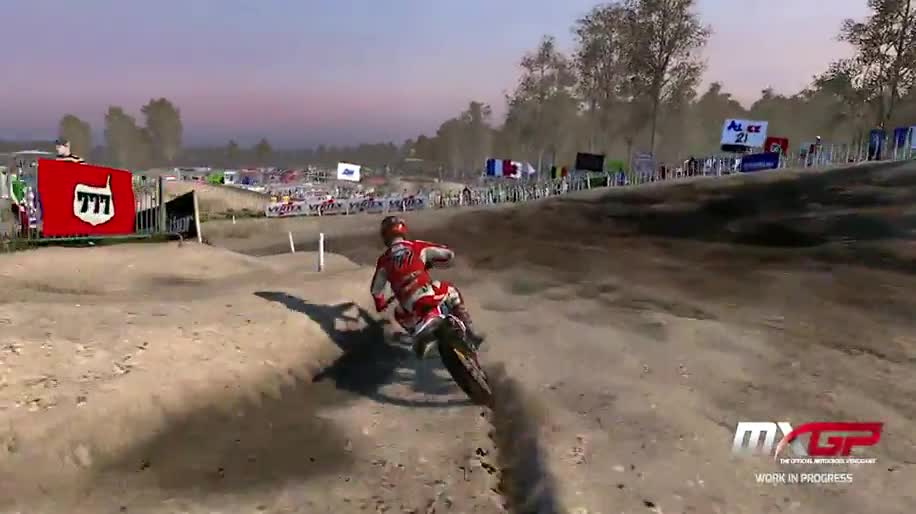 Gameplay, Rennspiel, MXGP - The Official Motocross Videogame, MXGP
