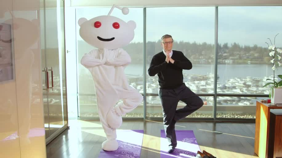 Microsoft, Bill Gates, Gates, Reddit, AMA, As me Anything