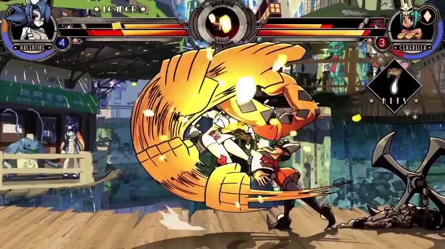 Trailer, Prügelspiel, Skullgirls, Skullgirls Encore, Lab Zero Games