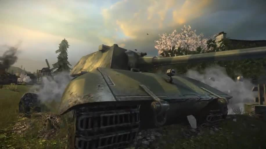 Microsoft, Trailer, Xbox 360, Online-Spiele, Free-to-Play, Mmo, World of Tanks, Wargaming.net