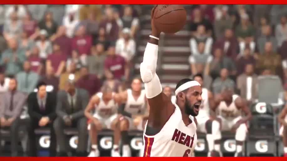 Trailer, 2K Games, Basketball, NBA, 2K Sports, NBA 2K14, All-Star Game