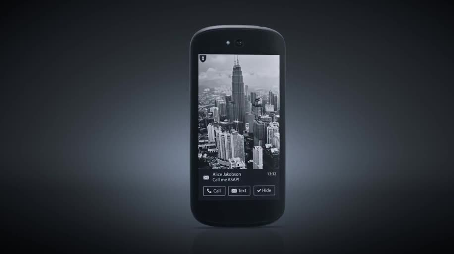 Smartphone, Android, Mwc, E-Ink, MWC 2014, YotaPhone, Yotaphone 2