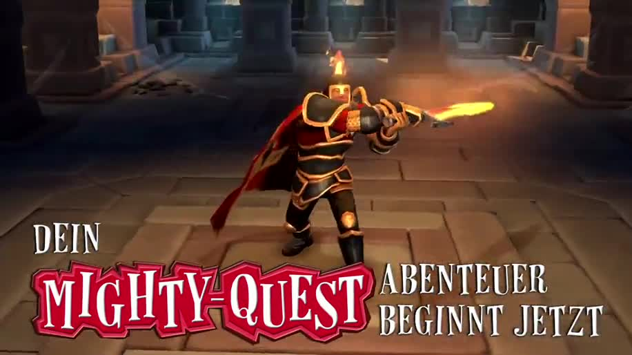 Trailer, Ubisoft, Online-Spiele, Free-to-Play, Mmo, The Mighty Quest for Epic Loot, hack'n'slay