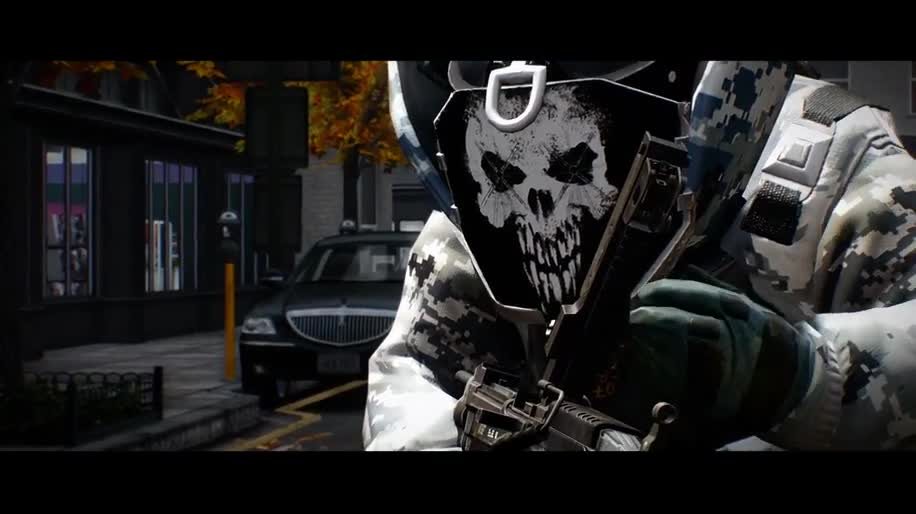 Trailer, Ego-Shooter, 505 Games, Payday 2, Payday, Overkill Software