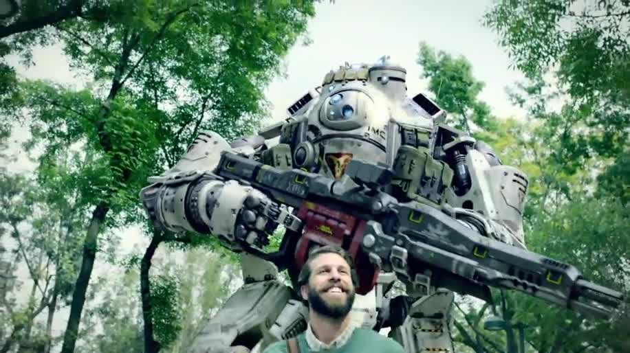 Electronic Arts, Ea, Ego-Shooter, Werbespot, Online-Spiele, Online-Shooter, Titanfall