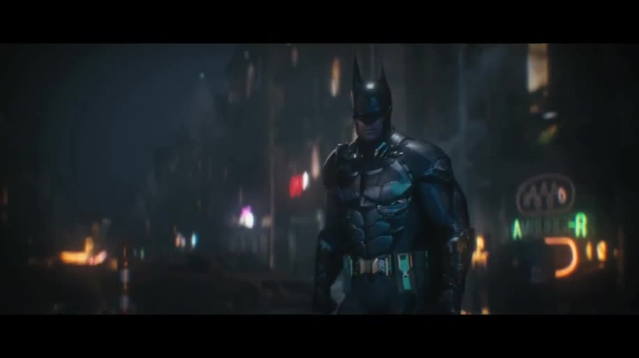 Trailer, actionspiel, Warner Bros., Batman, Arkham Knight