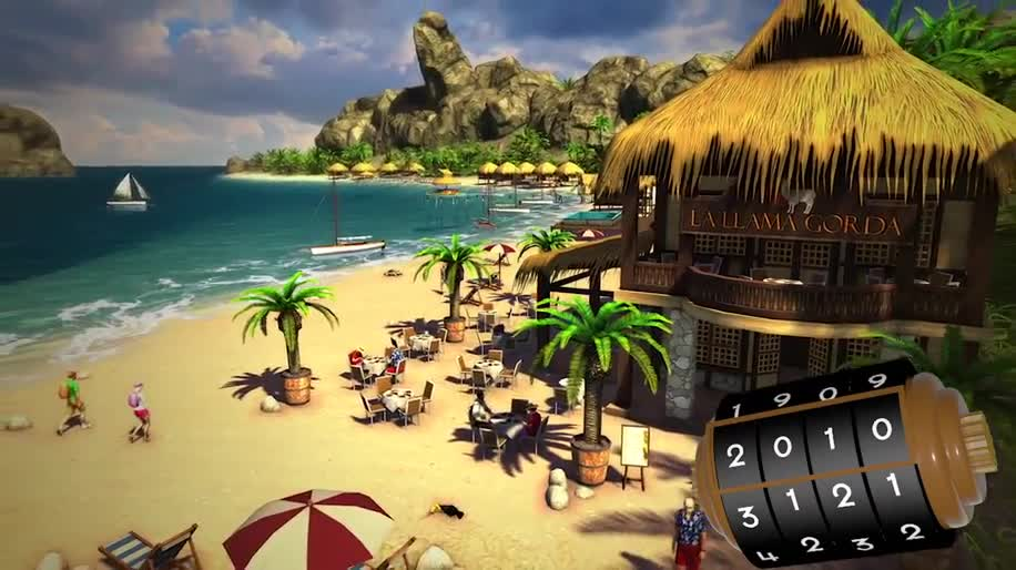 Trailer, Gameplay, Strategiespiel, Kalypso Media, Tropico, Tropico 5