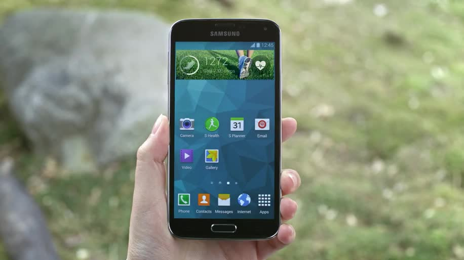 Smartphone, Android, Samsung, Samsung Galaxy, Galaxy, Hands-On, Android 4.4, Samsung Mobile, Samsung Galaxy S5, Galaxy S5, S5