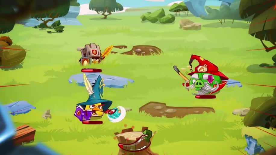 Trailer, Gameplay, Rollenspiel, Angry Birds, Rovio, Angry Birds Epic
