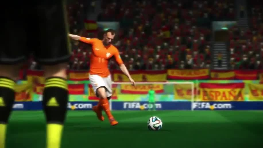 Trailer, Electronic Arts, Ea, Fu�ball, EA Sports, Fifa, Brasilien, Weltmeisterschaft, Fu�ball Weltmeisterschaft, EA Sports FIFA Fu�ball-Weltmeisterschaft 2014