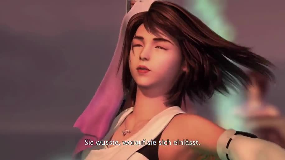 Trailer, Rollenspiel, Square Enix, Final Fantasy, Final Fantasy X, Final Fantasy X | X-2 HD Remaster, Final Fantasy X-2
