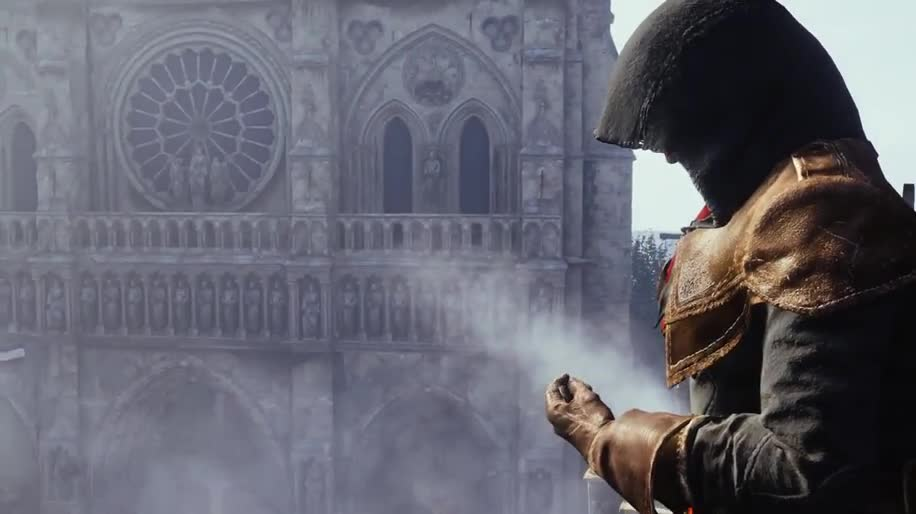 Ubisoft, actionspiel, Assassin's Creed, Teaser, Assassin's Creed Unity, Ingame