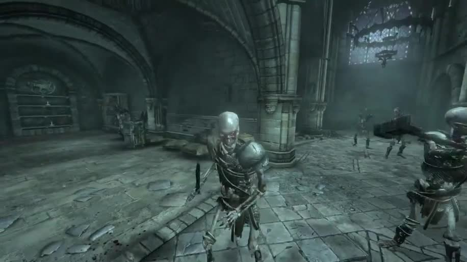 Gameplay, actionspiel, Techland, Hellraid