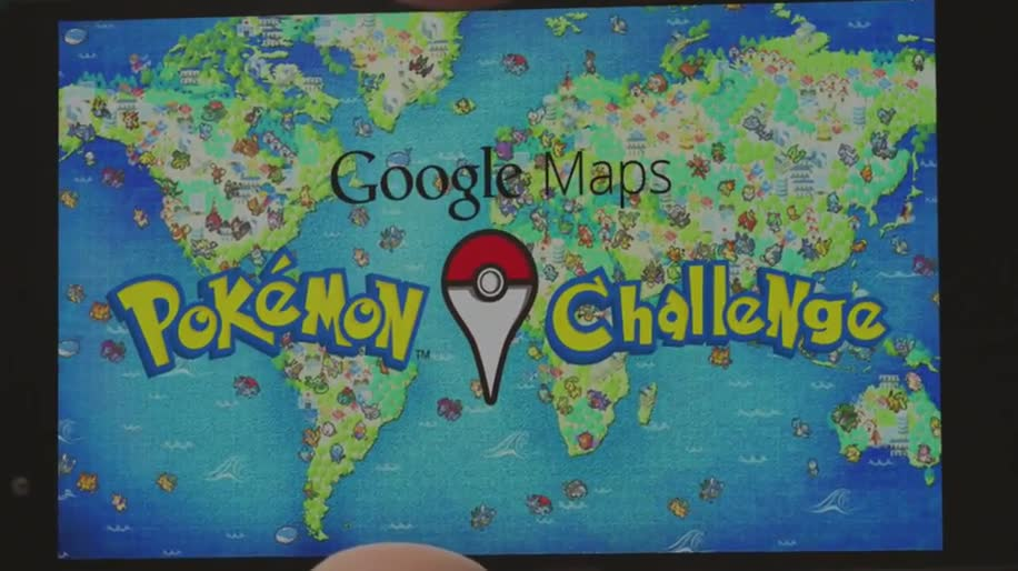 Google, Android, iOS, Google Maps, Kartendienst, Pokemon, Aprilscherz, 1. April, Google Maps: Pok�mon Challenge