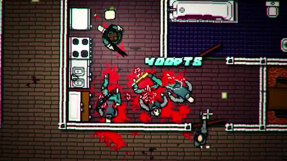 Trailer, Shooter, Devolver Digital, Hotline Miami, Hotline Miami 2, Wrong Number