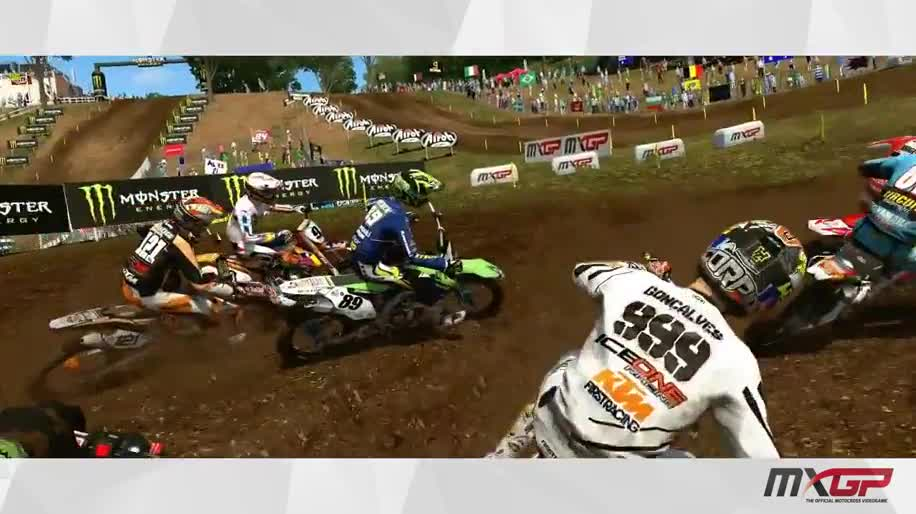 Trailer, Rennspiel, Milestone, MXGP - The Official Motocross Videogame, MXGP