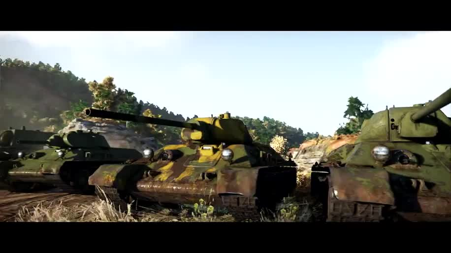 Trailer, Online-Spiele, Free-to-Play, Simulation, flugsimulation, Panzer, War Thunder, Gaijin Entertainment, Ground Forces
