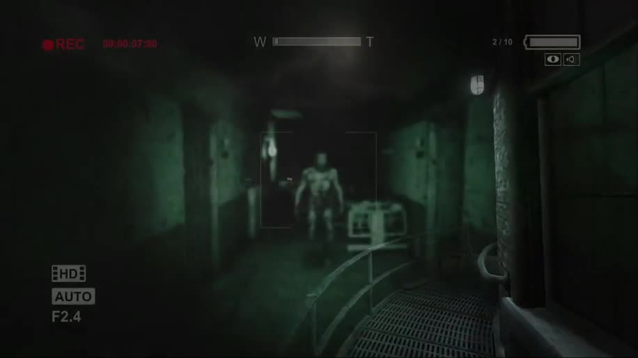 Trailer, Adventure, Survival Horror, Horror, Outlast, Red Barrels, Outlast: Whistleblower