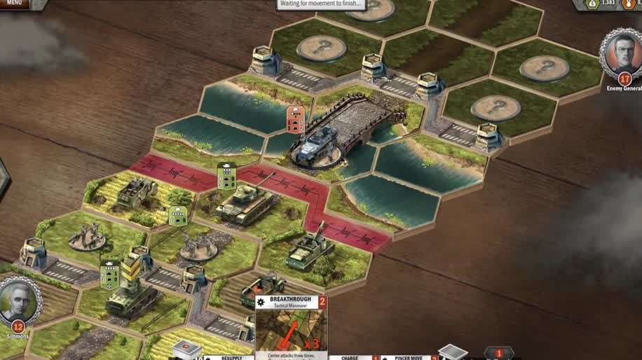 Trailer, Ubisoft, Online-Spiele, Free-to-Play, Strategiespiel, Blue Byte, Panzer General Online, Panzer General