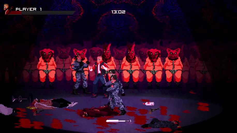 Trailer, Teaser, Prügelspiel, Mother Russia Bleeds, Le Cartel