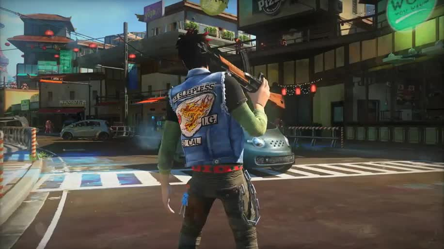 Microsoft, Trailer, Xbox, Xbox One, actionspiel, Microsoft Xbox One, Sunset Overdrive, Insomniac Games