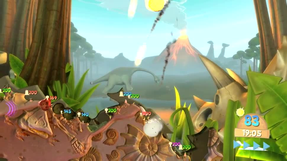Trailer, Strategiespiel, Team 17, Worms, Worms Battlegrounds
