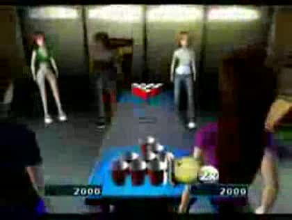 Nintendo, Wii, Pong Toss, Frat Party Games