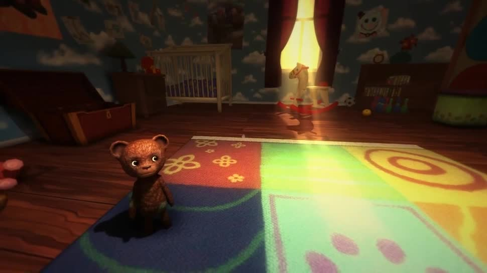 Trailer, Adventure, Horror, Among the Sleep, Krillbite Studios