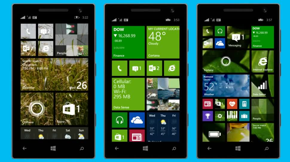 Microsoft, Smartphone, Windows Phone, Windows Phone 8.1