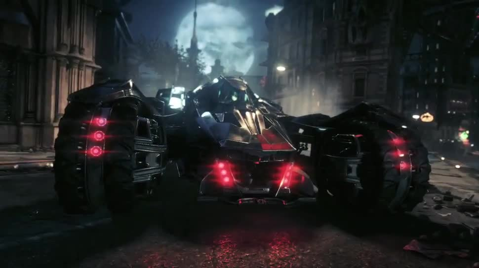 actionspiel, Warner Bros., Teaser, Batman, Arkham Knight