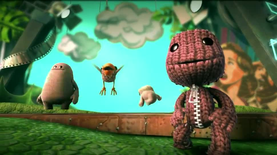 Trailer, Sony, PlayStation 4, Playstation, E3, PS4, Sony PlayStation 4, PlayStation 3, PS3, Sony PS4, E3 2014, Jump & Run, E3 2014 Sony, Little Big Planet, LittleBigPlanet 3, Sackboy
