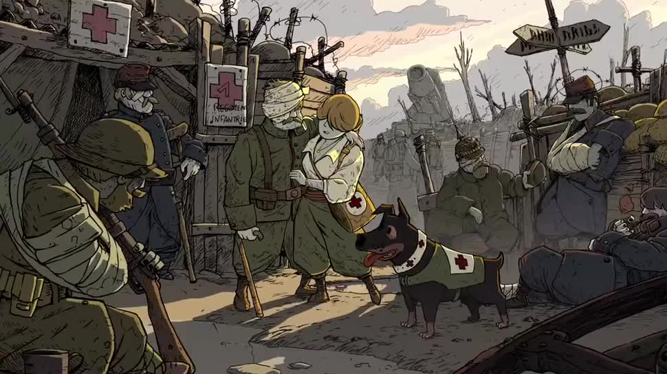 Trailer, Ubisoft, E3, Adventure, E3 2014, Valiant Hearts, The Great War
