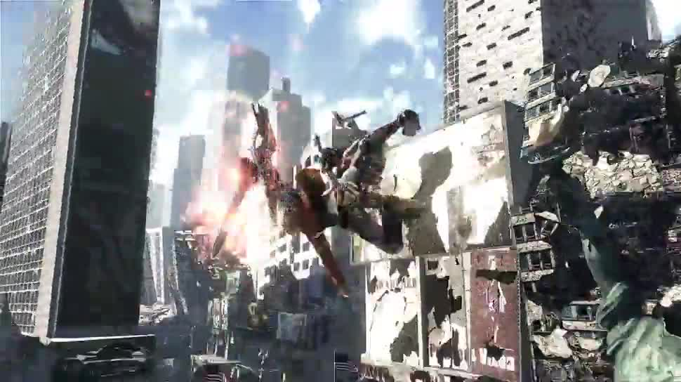 Trailer, E3, actionspiel, Online-Spiele, Free-to-Play, Namco Bandai, E3 2014, Rise of Incarnates