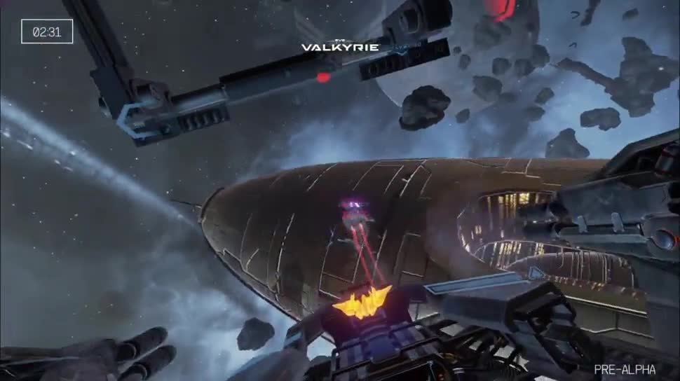 Trailer, Gameplay, E3, Shooter, E3 2014, CCP Games, Eve: Valkyrie
