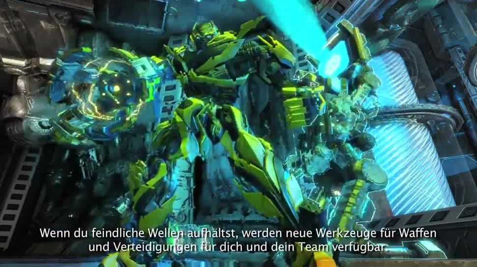 Trailer, actionspiel, Activision, Transformers, Der Dark Spark