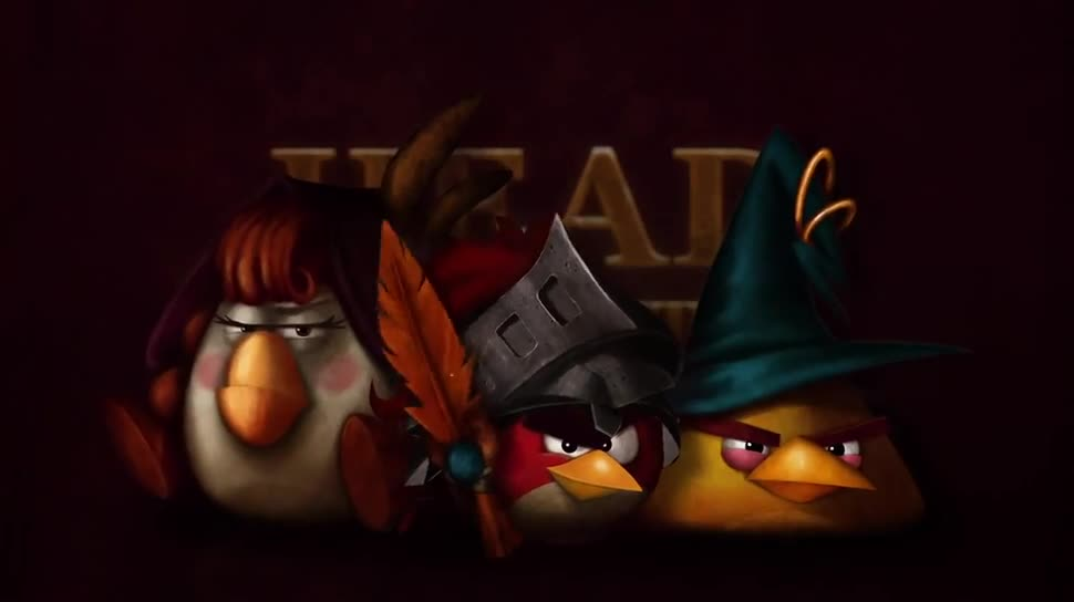 Rollenspiel, Angry Birds, Rovio, Angry Birds Epic