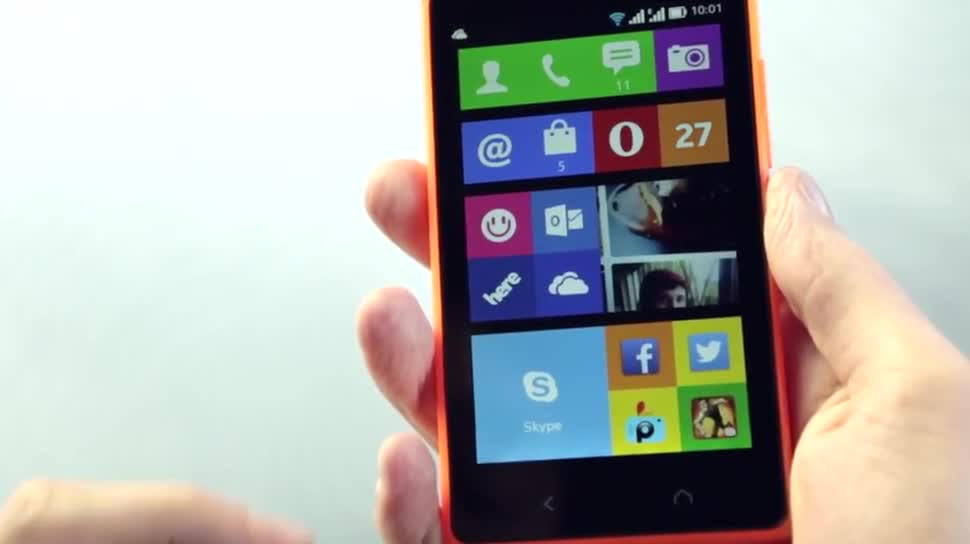 Microsoft, Smartphone, Android, Nokia, Hands-On, Nokia X2, Nokia X2 Smartphone