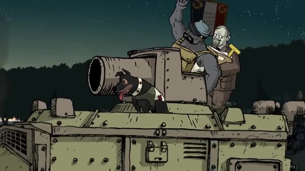 Trailer, Ubisoft, Adventure, Valiant Hearts, The Great War