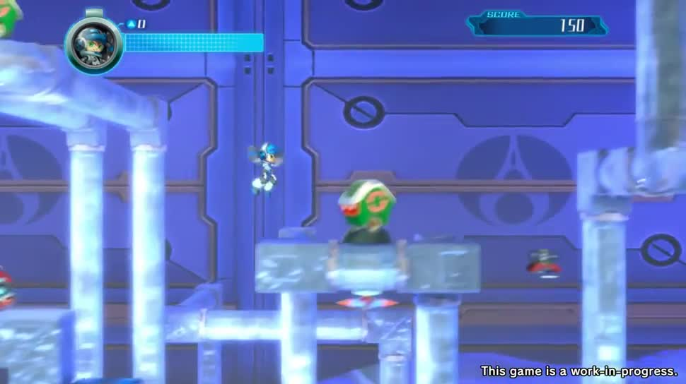 Trailer, Gameplay, Jump & Run, Keiji Inafune, Mighty No. 9, Comcept