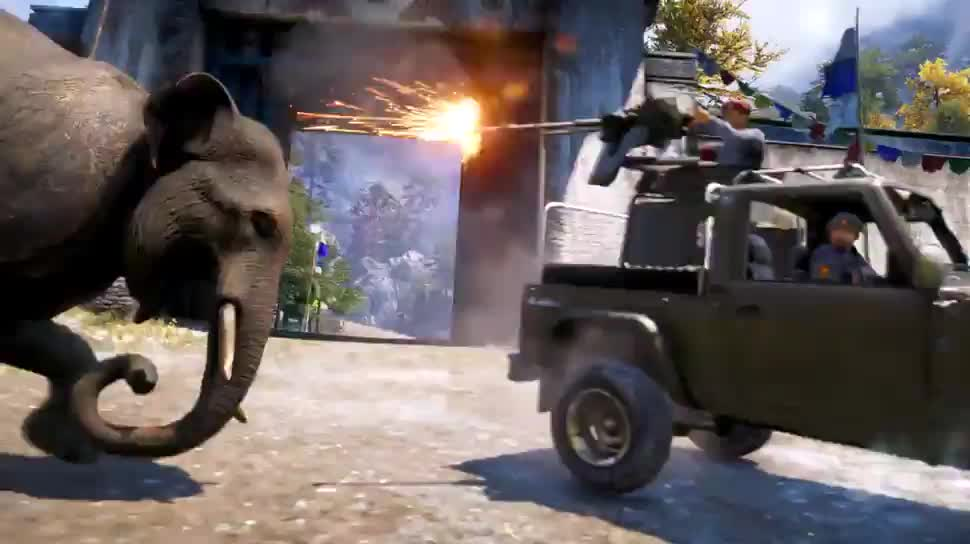 Trailer, Ego-Shooter, Ubisoft, E3, E3 2014, Far Cry, Far Cry 4