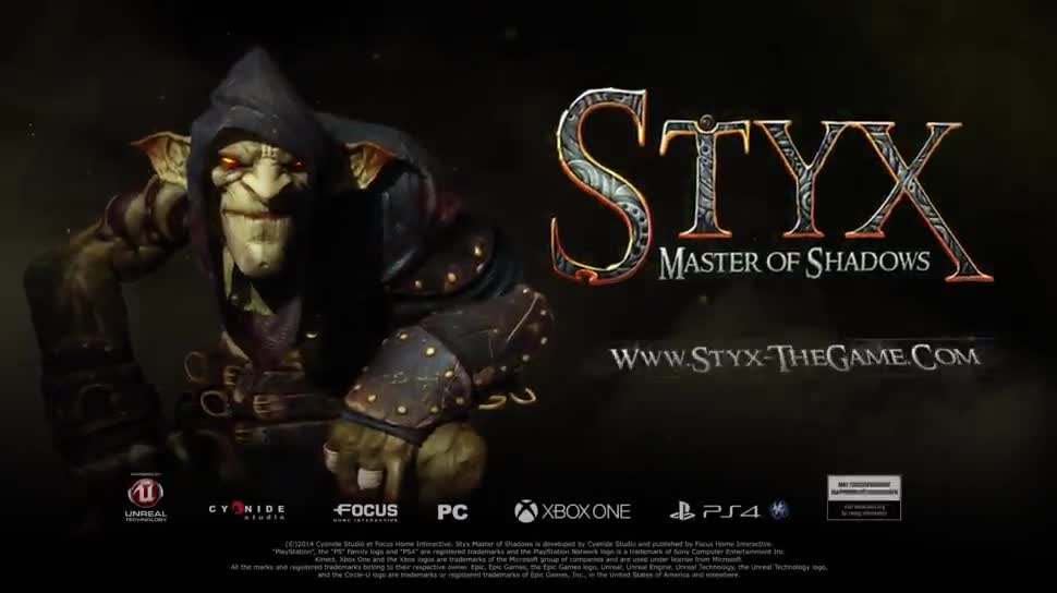 Trailer, actionrollenspiel, Focus Interactive, Styx, Master of Shadows