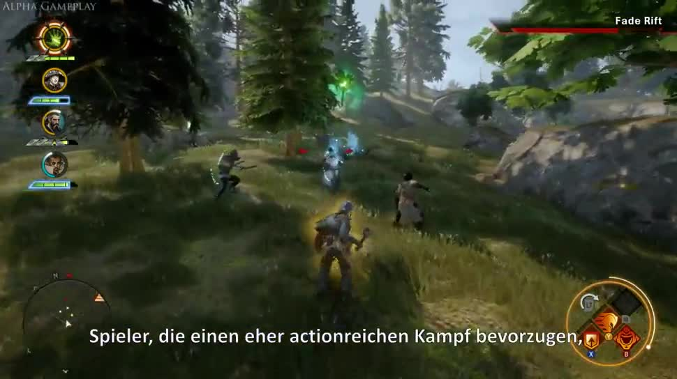 Electronic Arts, Ea, Gameplay, BioWare, Dragon Age Inquisition, Dragon Age 3: Inquisition, Dragon Age 3