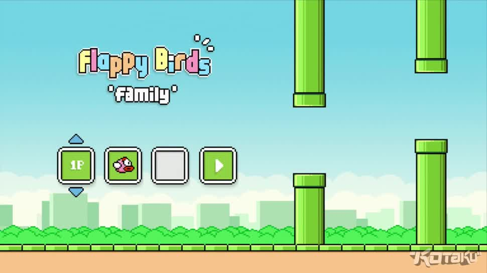 Amazon, Amazon Fire TV, Flappy Birds Family, Flappy Birds